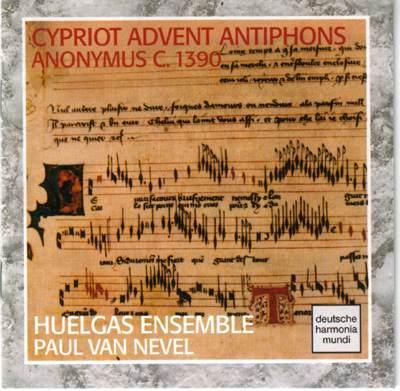 Cypriotische adventsantifonen